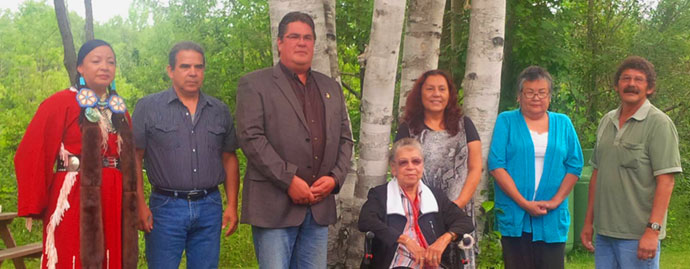 2011 Chief and Council, Chippewas of Nawash First Nation